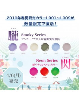 2020 SPRING AND SUMMER LIMITED COLOR
