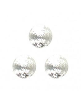 Round Ball 0.8mm silver