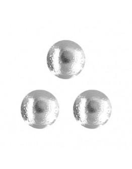 Round ball 1.5mm silver