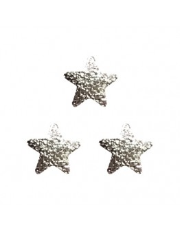 3D Matt Star Sliver 3mm
