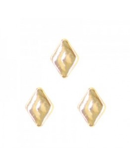 Rhombus Pink Gold