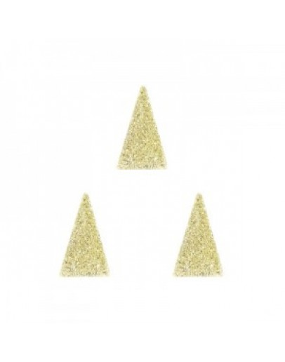 Shinny Triangle Gold