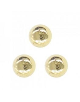Shiny Bead 0.8mm Gold