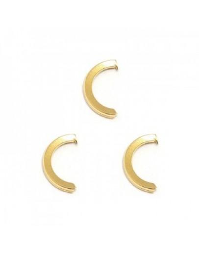 Curve bar 2S Gold