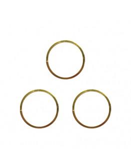 Circle L Gold 9mm