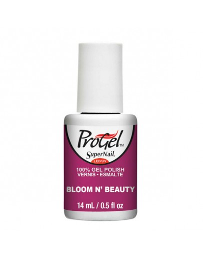 Super Nail ProGel Gel Polish, .5 oz